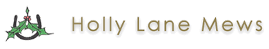 Holly Lane Mews Accommodation, Apartments & Suites Mobile Retina Logo